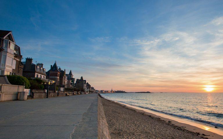 Digue Saint-Malo