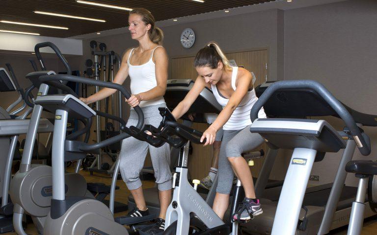 Salle de cardio Training